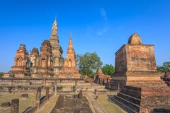 Sukothai Thailand Stock Photos