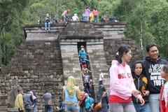 Sukuh świątynia Obraz Royalty Free