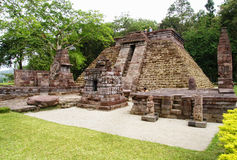 Sukuh Temple / Candi Sukuh Stock Photography