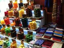 Sul bazar famoso Fotografie Stock
