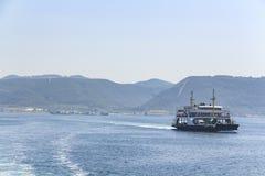 Sul Bosphorus Fotografia Stock Libera da Diritti