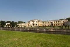Sul Brenta de Piazzola, casa de campo Contarini Fotos de Stock Royalty Free