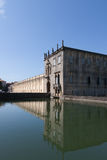 Sul Brenta (Padua, Véneto, Italia) de Piazzola, chalet Contarini, hola fotos de archivo libres de regalías