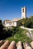 Sul Clitunno Campello, Италия Стоковые Изображения RF