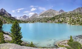 Sul darashkol del lago fotografie stock libere da diritti