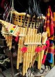 Sul - flauta americana fotos de stock