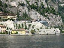 Sul Garda de Limone, Italia fotografia de stock