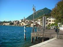 Sul Garda Limone Стоковое Изображение