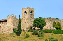 Sul Garda Padenghe Стоковое Фото