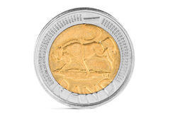 Sul - moeda africana Imagem de Stock