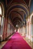 Sul tappeto rosso Fotografia Stock