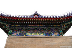 Sul territorio del tempio del cielo), Pechino, Cina Fotografie Stock