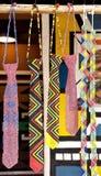 Sul tradicional - o africano perla a arte Foto de Stock