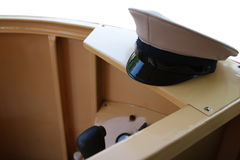 Sul tram Fotografie Stock Libere da Diritti