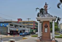 Sula del San Pedro l'honduras fotografia stock