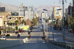 Sulaimania-Stadt, Kurdistan der Irak lizenzfreies stockbild