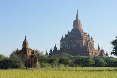 Sulamani Buddhist Temple in Bagan, Myanmar Stock Photography