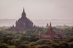 Sulamani pagod Arkivbild