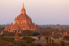 The Sulamani pagoda in Bagan Royalty Free Stock Photography