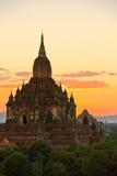 Sulamani Paya, Bagan, Myanmar. Stock Image