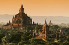 Sulamani Temple in Bagan Stock Photos
