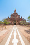 Sulamani temple. At Bagan ,Myanmar Royalty Free Stock Image