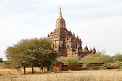 Sulamani temple, Bagan, Myanmar Stock Photo