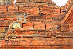 Sulamani Temple, Bagan, Myanmar. The Sulamani Temple is a Buddhist temple located in the village of Minnanthu in Myanmar. It was built in 1183 by King Stock Image