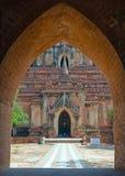 Sulamani Temple. Bagan. Myanmar Stock Image
