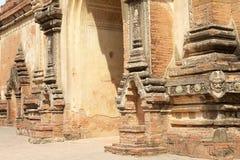 Sulamani temple, Bagan, Myanmar Stock Photo
