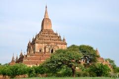 Sulamani Temple in Bagan, Myanmar Royalty Free Stock Photography