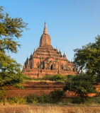 Sulamani temple, Myanmar Royalty Free Stock Photography
