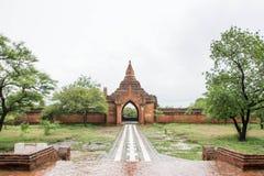 Sulamani temple (Pagoda) in Old Bagan (Pagan), Myanmar (Burma). Stock Photography
