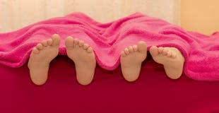 Sular av foten Fotografering för Bildbyråer