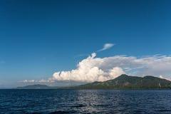 Sulawesi kust Arkivbilder
