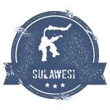 Sulawesi logo sign. Stock Photography