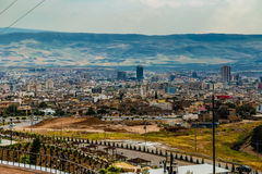 Sulaymaniyah Landscape Stock Photo