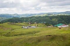 Sulco sagrado em Mawsynram, Meghalaya Imagem de Stock Royalty Free