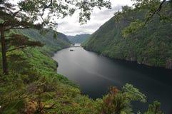 Suldalsvatnet 2 Imagens de Stock