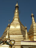 Sule Pagoda Royalty Free Stock Photography