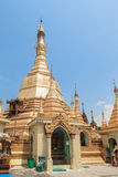 Sule pagoda in Yangon, Burma Stock Photography