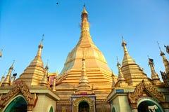 Free Sule Pagoda, Yangon, Myanmar. Royalty Free Stock Photo - 12458105