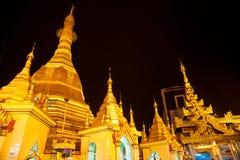 Sule Pagoda, Yangon, Myanmar. Stock Image
