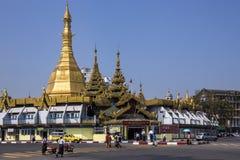 Sule Pagoda - Yangon - Myanmar (Burma) Stock Photography