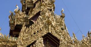 Sule Pagoda, Yangon, Myanmar Royalty Free Stock Image