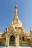 Sule Pagoda, Yangon, Myanmar Stock Photography