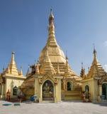 Sule Pagoda, Yangon, Myanmar Royalty Free Stock Photos