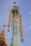 Sule Pagoda, Yangon, Myanmar Stock Image