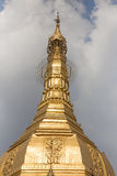 Sule Pagoda, Yangon, Myanmar Royalty Free Stock Photo