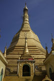 Sule Pagoda, Yangon (Rangoon), Myanmar. Stock Photos